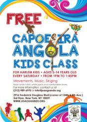 Capoeira Angola Center of Mestre Joao Grande