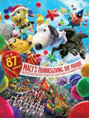 Papa Smurf, Buzz Lightyear, and You: The Macy's Thanksgiving Day Parade & Balloon Inflation