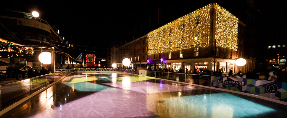 See/Change Ice Rink