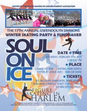 17th Annual Soul on Ice Winter Skating Party