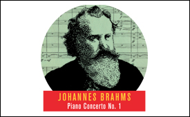 Young People's Concert: Johannes Brahms's Piano Concerto No. 1