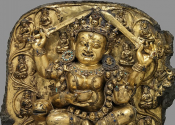 Golden Visions of Densatil: A Tibetan Buddhist Monastery