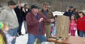 Maple Sugar Tours and Opening Day