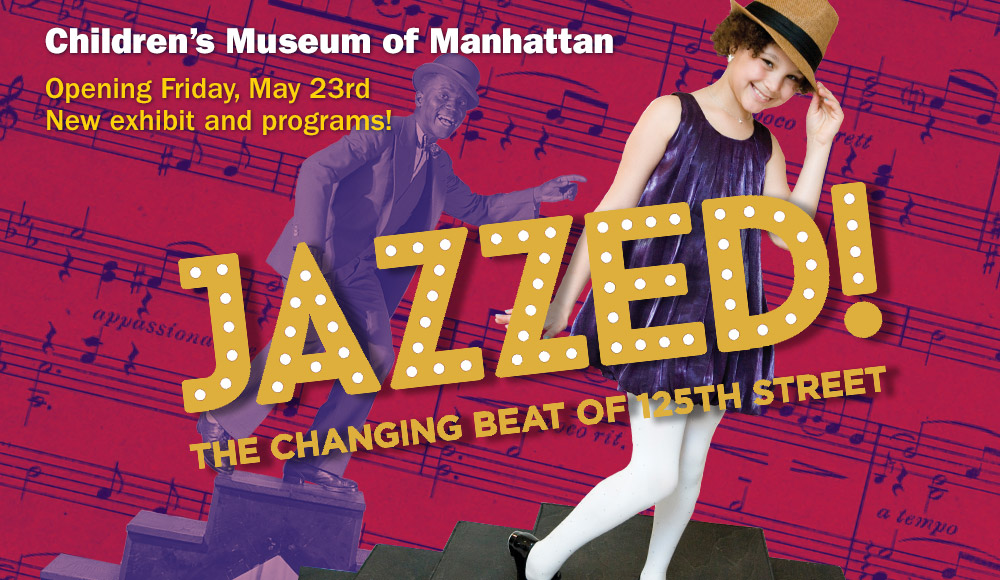 JAZZED! The Changing Beat of 125th Street