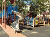 Asser Levy Playground Ribbon Cutting