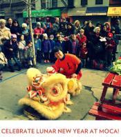 MOCAFAMILY: Lunar New Year Family Festival
