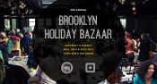 3rd Annual Brooklyn Holiday Bazaar