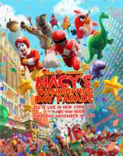 89th Annual Macy's Thanksgiving Parade