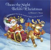 Santa Claus' Pajama Story Time