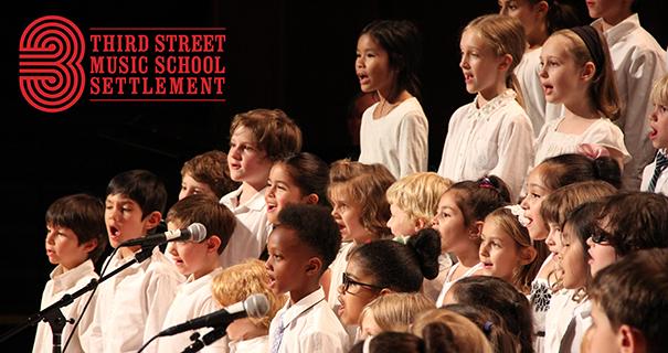 Third Street Music School Settlement Holiday Concert