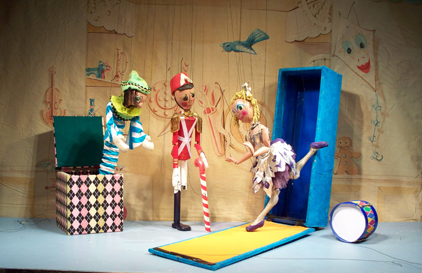 Nutcracker Sweets & The Steadfast Tin Soldier