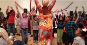 Celebrate Kwanzaa! with Special Guests Cumbe: Center for African and Diaspora Dance