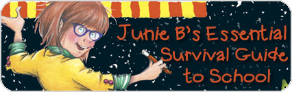 Theatreworks USA presents: Junie B.'s Essential Survival Guide to School