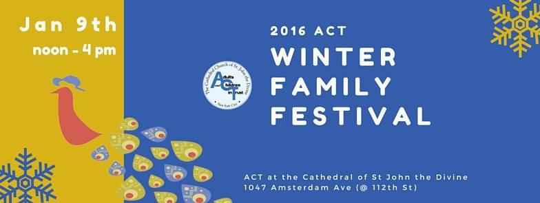 2016 ACT Winter Family Festival